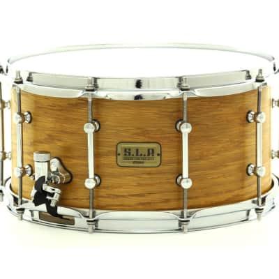 "Tama LBO147MTO 7x14"" S.L.P. Series Backbeat Bubinga Birch Snare Drum"