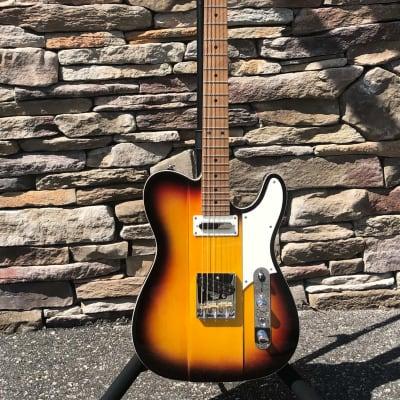 Reverend Greg Koch Signature Gristlemaster - 3 Tone Sunburst - AUTHORIZED DEALER for sale