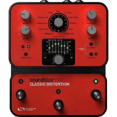 Source Audio SA142 Soundblox Pro Classic Distortion Pedal for sale