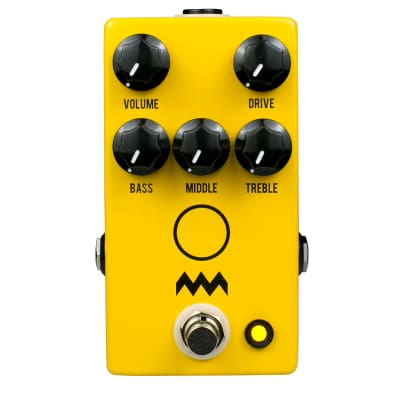 JHS Charlie Brown V4 Overdrive Guitar Effect Pedal - Marshall Tone - Brand New