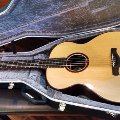 Kronbauer Custom Built Baritone Guitar – Cedar & Cocobolo – Mint!!!