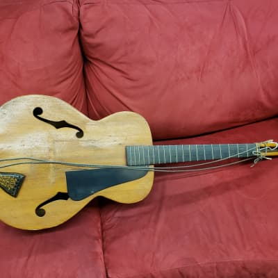 Kay Old Kraftsman Violin Style Archtop Acoustic 1930's for sale