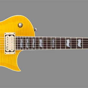 ESP LTD LTD EC-401 VF Lemon Drop DiMarzio for sale