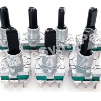 Waldorf Blofeld / Pulse ll Complete Set Of Encoders