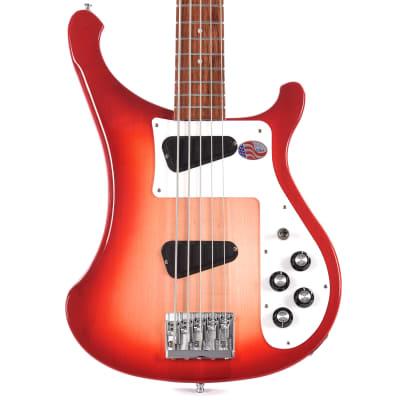 Rickenbacker 4003S/5 5-String Fireglo for sale