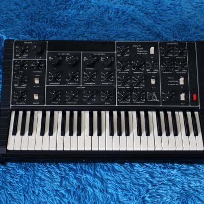 Polivoks Vintage Soviet Analog Synthesizer