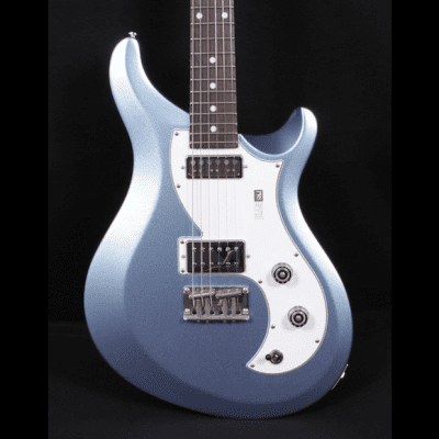 Paul Reed Smith PRS S2 Vela Frost Blue Metallic with PRS Gig Bag for sale