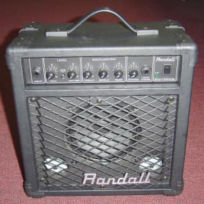 RANDALL guitar or bass amplifiers for sale in Canada