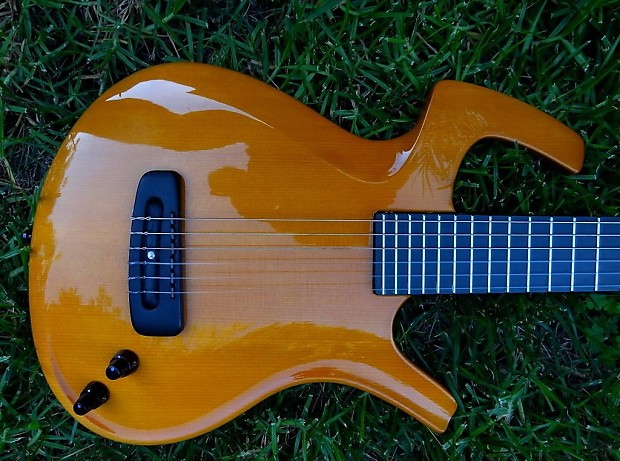 Parker Spanish Fly - Nylon Guitar w/Custom   Reverb
