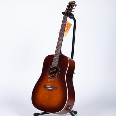 Norman B20 GT Acoustic-Electric Guitar - Burnt Umber for sale