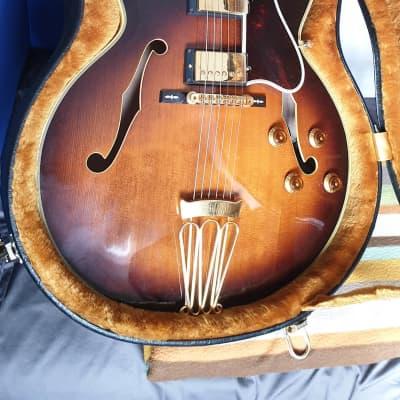 Gibson Gibson Gibson Byrdland 1991 Vintage Sunburst 1991 Vintage Sunburst for sale