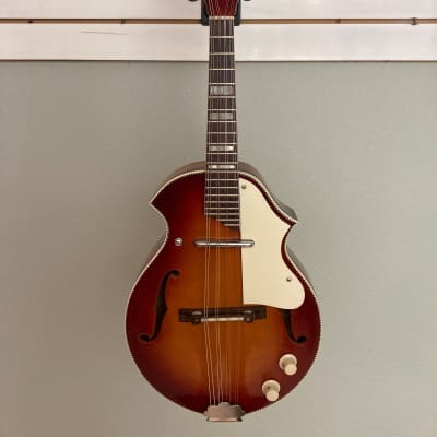 Kay Vintage Electric Mandolin Venetian 1960's Thin-Twin Pickup! for sale