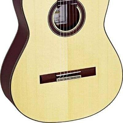 Ortega Guitars M58CS ALL SOLID Spruce & Rosewood Classical Guitar  - Blem XZ107