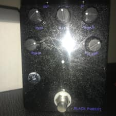 Black Arts Toneworks Black Forest Colorsound Powerboost Style Overdrive Pedal 100% Mint as New