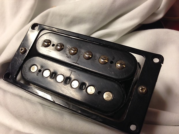 Gibson T-Top Pickups, 1965-1968 | Reverb