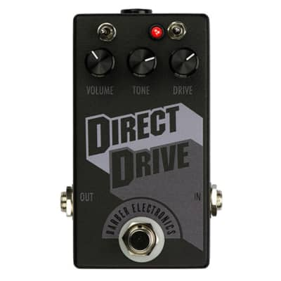 Barber Electronics Direct Drive Black for sale