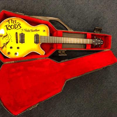 Parker PM20PRO 2000's Sunburst The Rods signed Dio Auction for sale