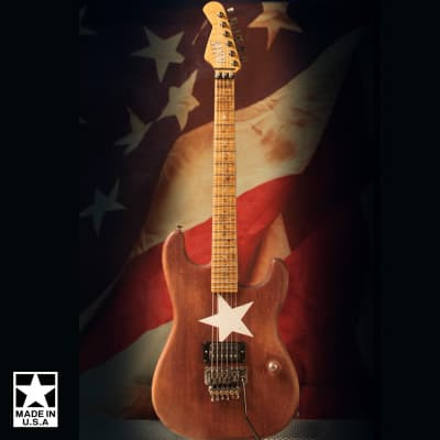 AXN™ Mahogany Star Guitar AXN for sale