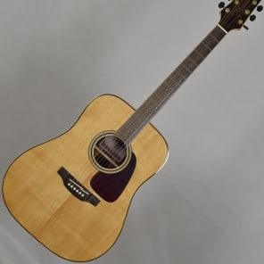 Takamine GD93 G90 Series Dreadnought Acoustic Guitar Natural Gloss