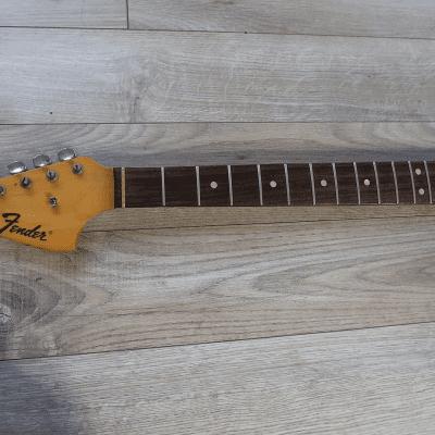 Fender Stratocaster Left-Handed Neck 1965 - 1971