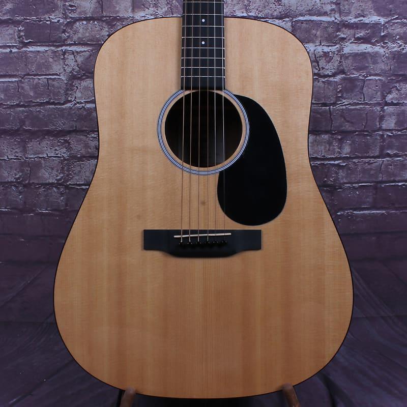 martin drsg acoustic electric guitar natural leitz music reverb. Black Bedroom Furniture Sets. Home Design Ideas