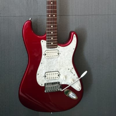 Fender Big Apple Stratocaster 2000 Candy apple red for sale