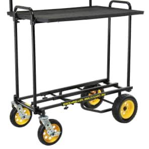 RocknRoller R12RT All Terrain Multi-Cart Foldable quipment Transporter