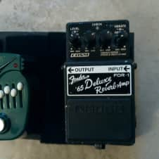 Fender '65 Deluxe Reverb Pedal 2013