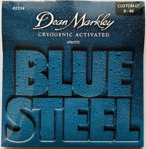 dean markley 2554 blue steel electric guitar strings gauges reverb. Black Bedroom Furniture Sets. Home Design Ideas