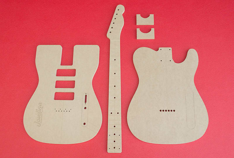 Telecaster triple 3 p 90 pickups with neck and back reverb telecaster triple 3 p 90 pickups with neck and back profiles 12mdf guitar router templates maxwellsz