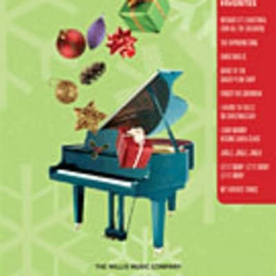 Christmas Piano Solos - Second Grade (Book/CD Pack)