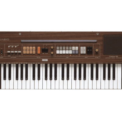 Casio CT-401 49-Key Synthesizer 1981