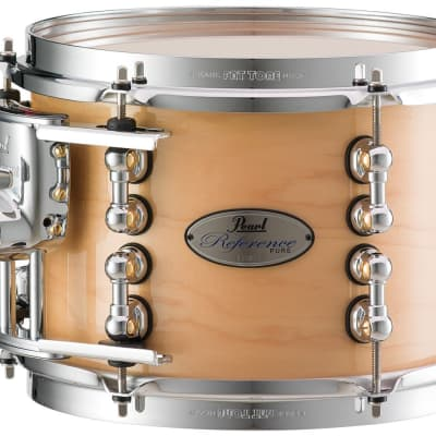 "Pearl Music City Custom Reference Pure 18""x14"" Bass Drum w/BB3 Mount RFP1814BB - Natural Maple"