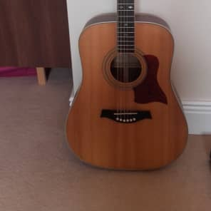 Tanglewood TW15-NS Sundance Pro Solid Spruce/Mahogany Dreadnought Natural Satin