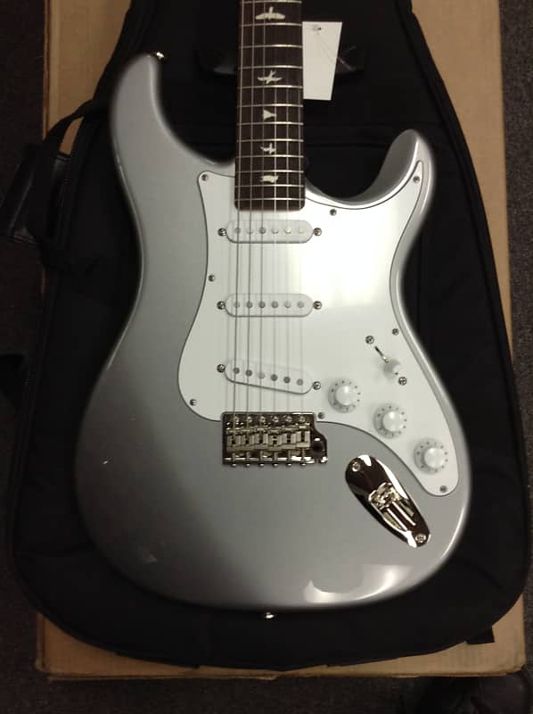 Dealer Demo Paul Reed Smith S2 Mayer Silver Sky In