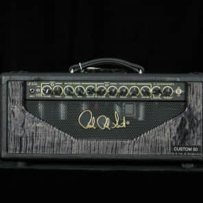 Paul Reed Smith 2-Channel Custom 50w Guitar Head Amp