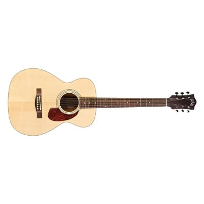 Guild M-240E Westerly Concert Electro Acoustic, Natural for sale