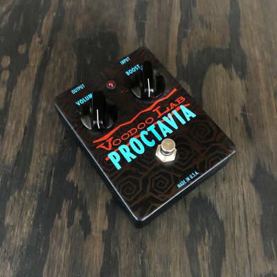 Voodoo Lab Proctavia Octave Fuzz Pedal