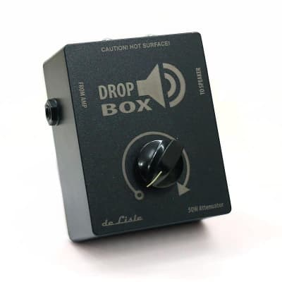 DE LISLE DROP BOX 50W ATTENUATOR for sale