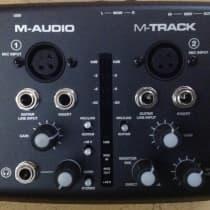M-Audio M-Track 2000s Black image