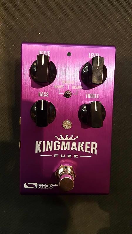 Source Audio Kingmaker Fuzz | Instrumental Music | Reverb