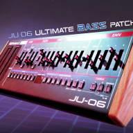 Roland JU-06 - 10 Bass Patches