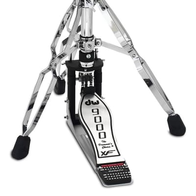 DW 9500 Extended Footboard Hi-Hat Stand 3 Legs