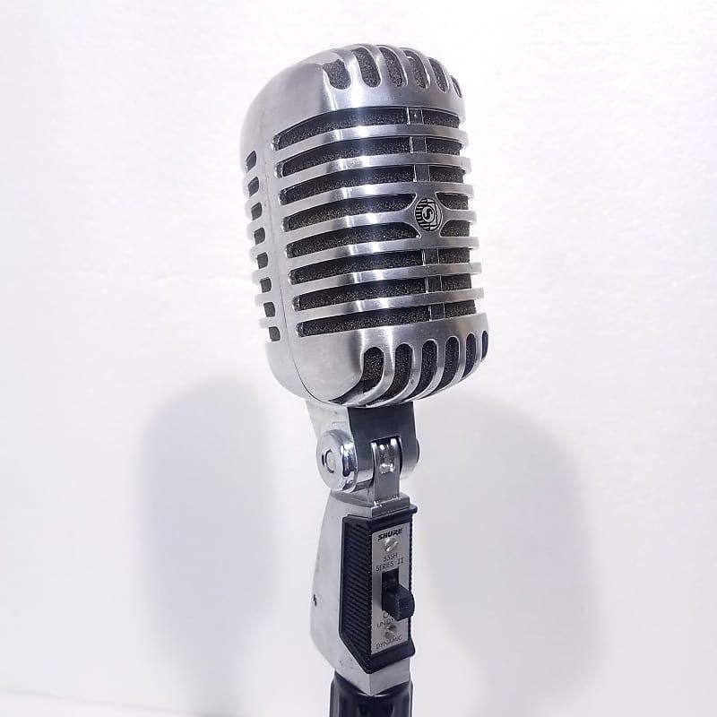 shure 55sh series ii unidyne microphone reverb. Black Bedroom Furniture Sets. Home Design Ideas