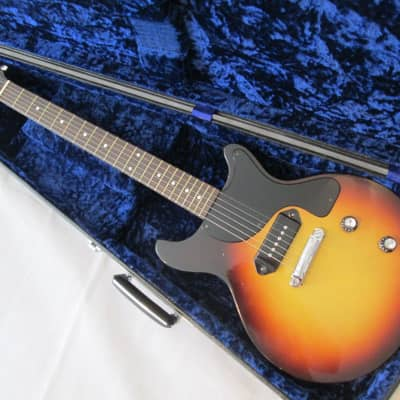 Arbiter Junior double cut c.1970 sunburst for sale
