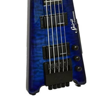 Steinberger XT-25 Headless Bass 5 String Quilt TL for sale