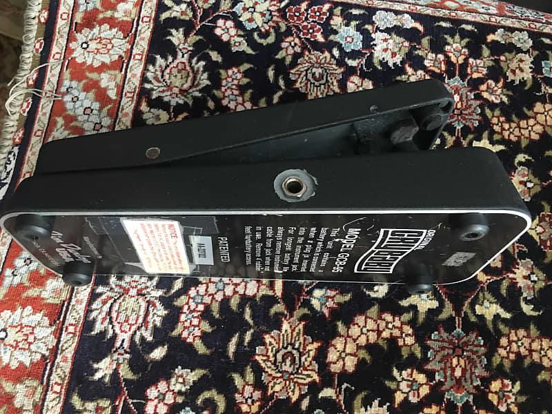 dunlop original crybaby gcb 95 wah pedal reverb. Black Bedroom Furniture Sets. Home Design Ideas