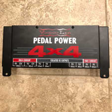 Voodoo Lab Pedal Power 4X4 with Mounting Brackets