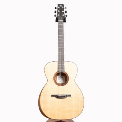 McNally OM Acoustic Guitar, Hawaiian Koa & Master Grade Sitka Spruce for sale