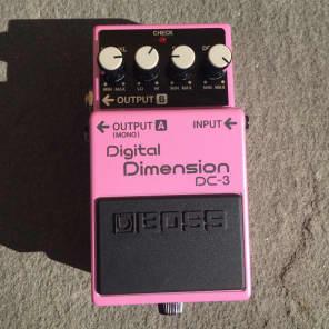 Boss DC-3 Digital Dimension Chorus